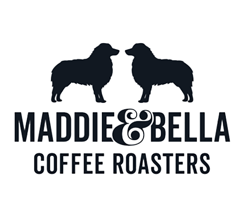 Maddie and Bella Coffee Roasters logo
