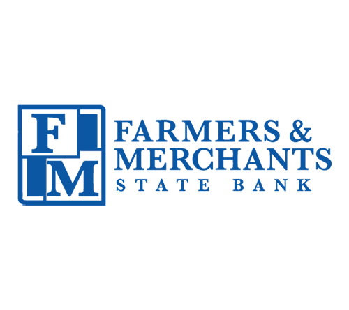 Farmers & Merchants State Bank logo