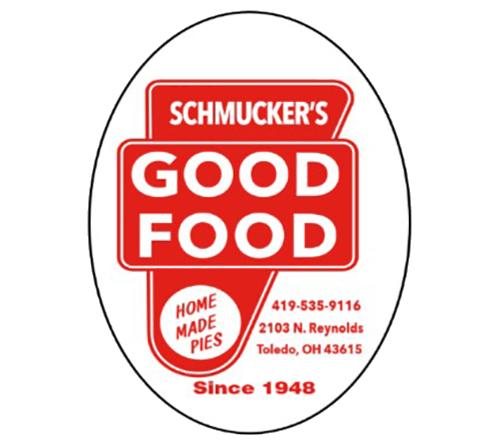 Schmuckers restaurant logo