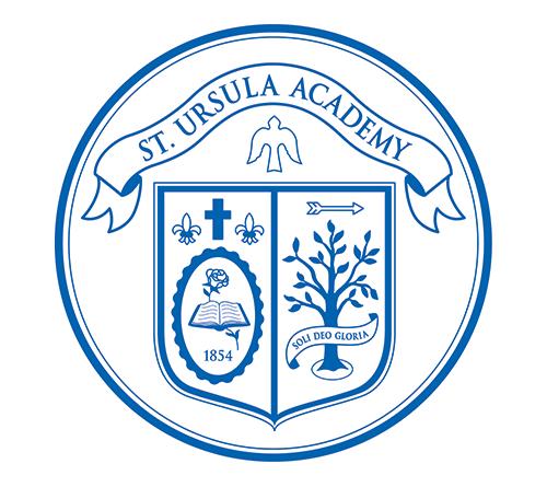 St Ursula Academy crest logo
